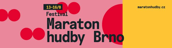 Maraton Hudby Brno 2020