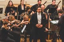 Adam Plachetka. Reconciliation of Mozart and Salieri