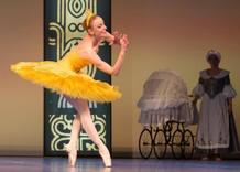 Successful classical ballet Sleeping Beauty