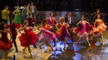 The successful ballet version of West Side Story is dressed naturally