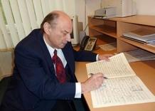 Composer and conductor Evžen Zámečník has died