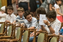 The Brno Philharmonic invites children to their summer courses