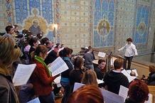 The Vox Iuvenalis choir is looking for new members