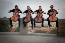 The Prague Cello Quartet Heads for Brno