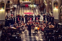 Czech Ensemble Baroque: The last concert of the Bach on Mozart! cycle and F. X. Richter