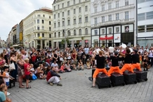 Hot News: The Brno Music Marathon is coming up in a week. It will bring dozens of concerts at twenty-two venues around the city