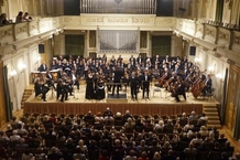 The Czech Philharmonic Choir of Brno has started the season