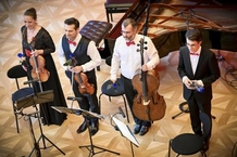 The Josef Suk Piano Quartet enchants Brno audience