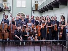A Concert for the Dilapidating Loucký Monastery
