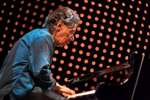 The Chick Corea Trio – a luxurious end to Jazzfest