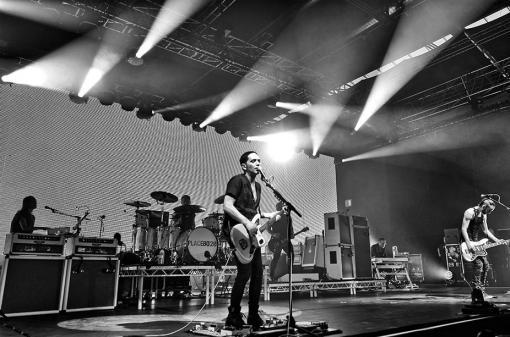 Brno celebrates the 20th birthday of the group Placebo