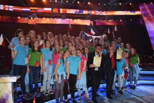 Kantiléna brought back three gold medals from the European Choir Games