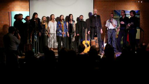 Black Uganda Choir: Our Voices are the Only Weapon we Need