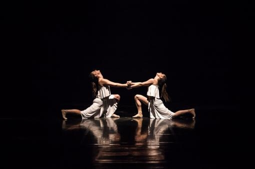 Break a leg, young choreographers!