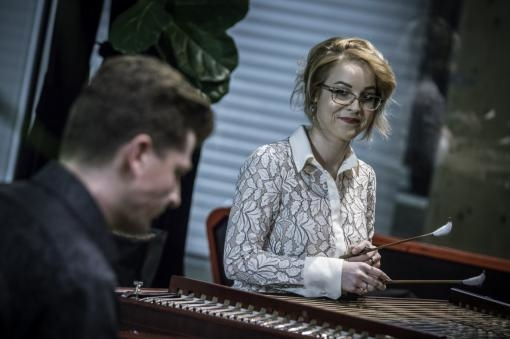 The Cimbalom is not just for Folk Music