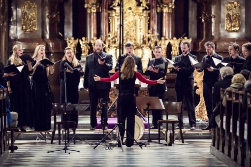 South American Spirituals from the Czech Ensemble Baroque