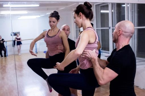 Modern Ballet Workshop: Dancing with a Partner
