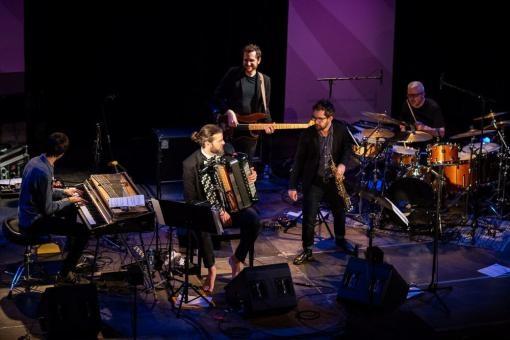 Israeli and French Jazz at Provázek