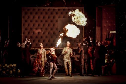 Conclusion of the Opera Season in Brno: Premiere of Così fan tutte