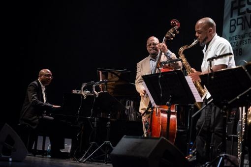 The Christian McBride Big Band: Culmination of JazzFestBrno 2018