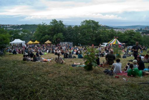 Kamenka open 2018: Vilém Spilka Quartet, Candish, Cirkus Legrando and others