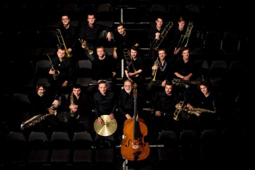 The Cotatcha Orchestra Big Band Performs with the Dutch Trombonist Ilja Reijngoud
