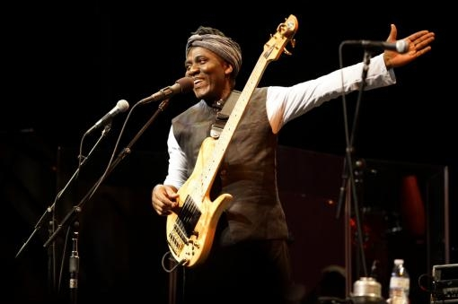 Richard Bona: I'm no longer going to sing in African language