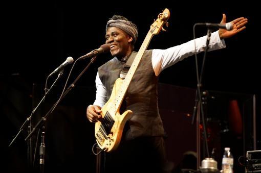 Richard Bona: I'm no longer going to sing in African language