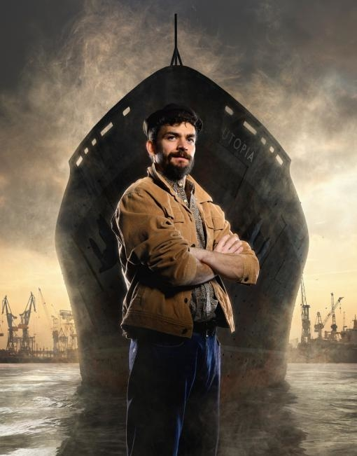 Brno City Theatre is Performing Sting's Musical The Last Ship in its Czech Premiere