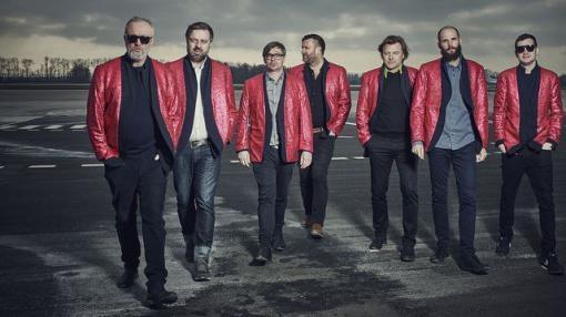 Kafka Band: America in Brno