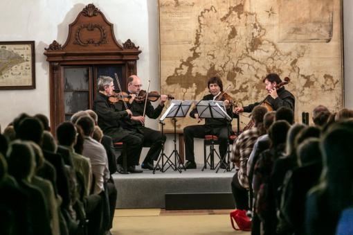 The Borodin Quartet Completely Fulfilled Their Promise