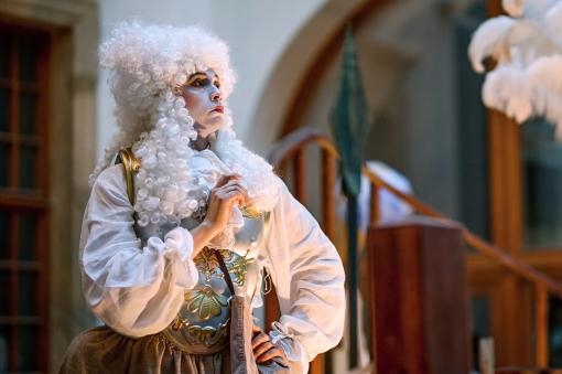 The Olomouc Baroque Festival Opens with a Modern Premiere