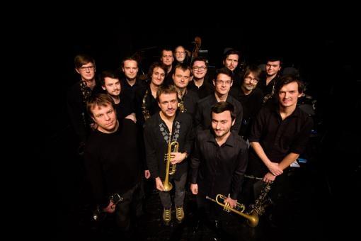 Big band electronics with Cotatcha Orchestra
