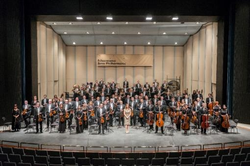 The New Year's Concert of the Brno Philharmonic returns to the Janáček Theatre