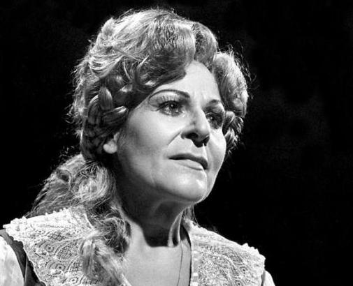 Latest: Soprano Naděžda Kniplová died