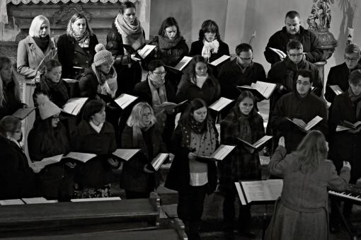The Vox Iuvenalis choir is preparing recruitment of new members