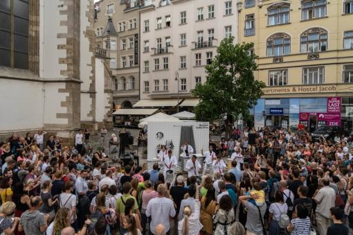 Marathon of Music Brno 2020: The festival tailored for the city attracts with a number of new features