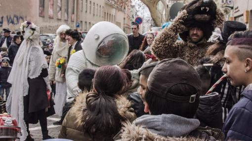 A Matter of the Heart: Carnival in the Bronx of Brno