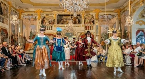 A journey around Europe with Czech Ensemble Baroque