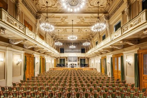 Brno Philharmonic: Pictures at an Exhibition will be accompanied by visualisations of Cori O'Lan