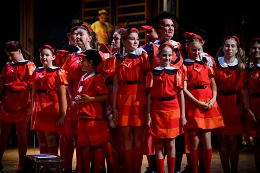 The Brno Children's Choir is looking for fresh talent