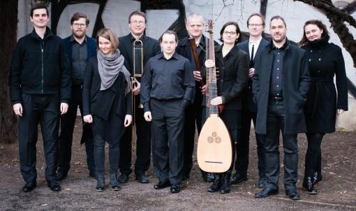 Ensemble Versus: Motets by Thomas Stoltzer and Josquin Desprez