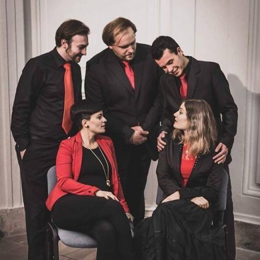 The Czech Ensemble Baroque Quintet is preparing an ANTI-VIR-tual concert