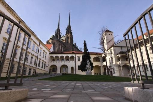 Brno City Theatre is getting ready for another series of its summer performances to take place at the Bishop's Courtyard