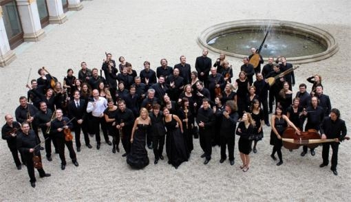 Czech Ensemble Baroque invites you to watch their live streaming on Sunday