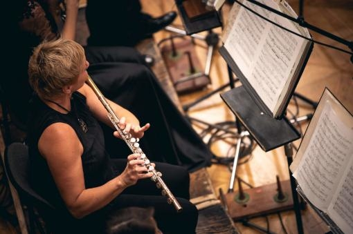 The audition to fill the second flautist vacancy in the Brno Philharmonic