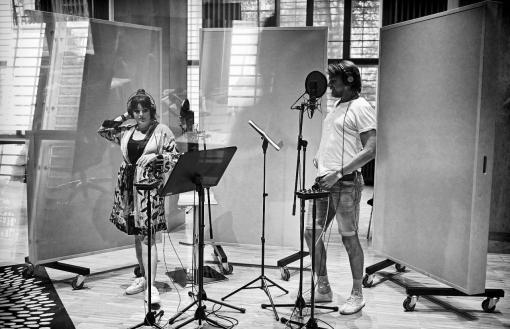 B-Side Band – Folk Swings