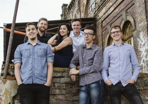Shot-C Vocal Band Releases a New Album