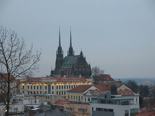 March Newsletter of the Cultural Department, Brno City Municipality