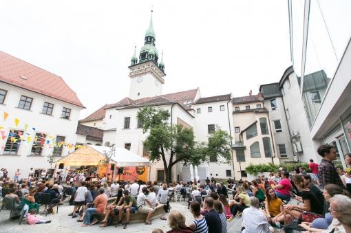 Brno Music Marathon Festival is happening in the middle of this August
